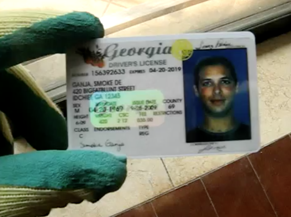 Get Documents Id Fake How Free Georgia To Templates